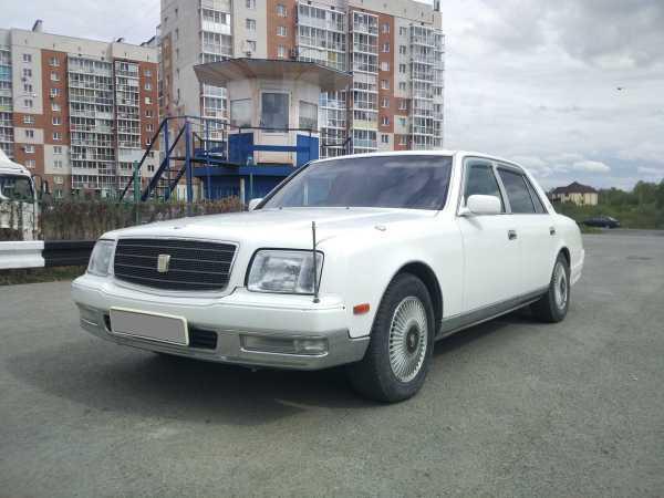 Toyota Century, 1997 год, 850 000 руб.