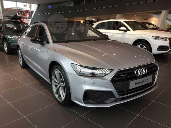 Audi A7, 2019 год, 6 146 690 руб.