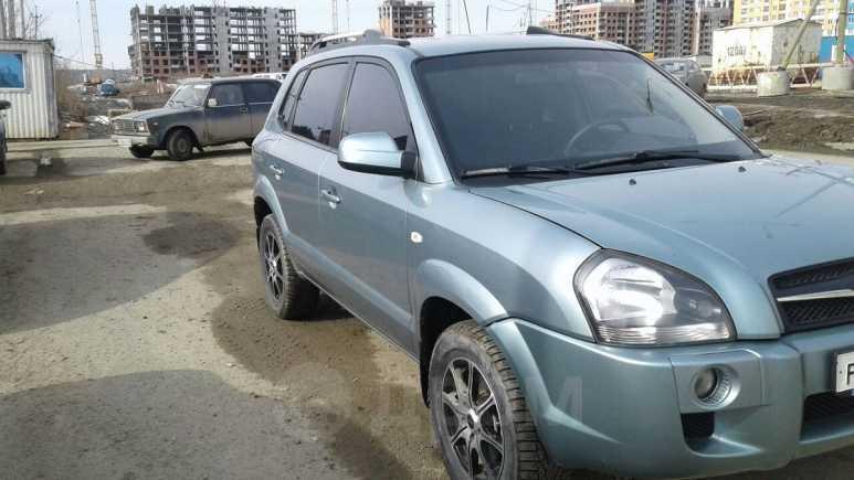 Hyundai Tucson, 2008 год, 530 000 руб.