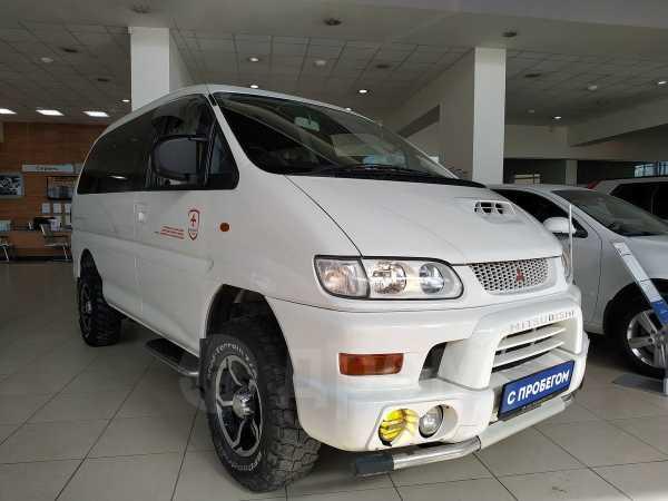 Mitsubishi Delica, 1999 год, 595 000 руб.