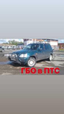 Омск CR-V 1996