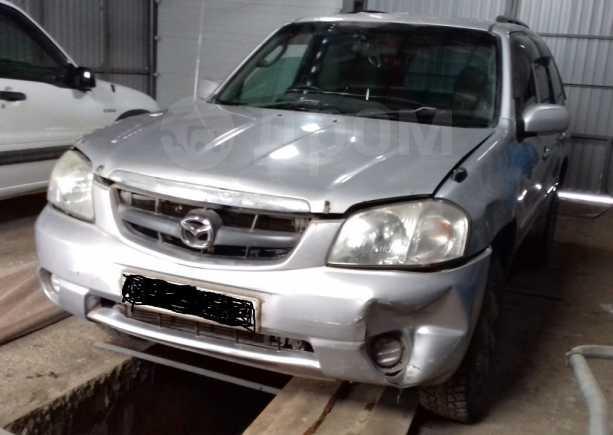 Mazda Tribute, 2001 год, 120 000 руб.