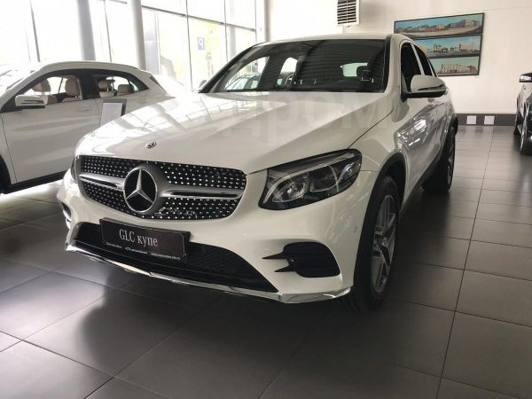Mercedes-Benz GLC Coupe, 2019 год, 4 180 000 руб.