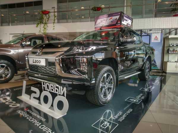 Mitsubishi L200, 2019 год, 1 999 800 руб.