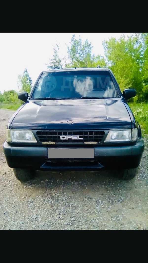 Opel Frontera, 1992 год, 100 000 руб.