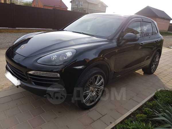 Porsche Cayenne, 2013 год, 2 050 000 руб.