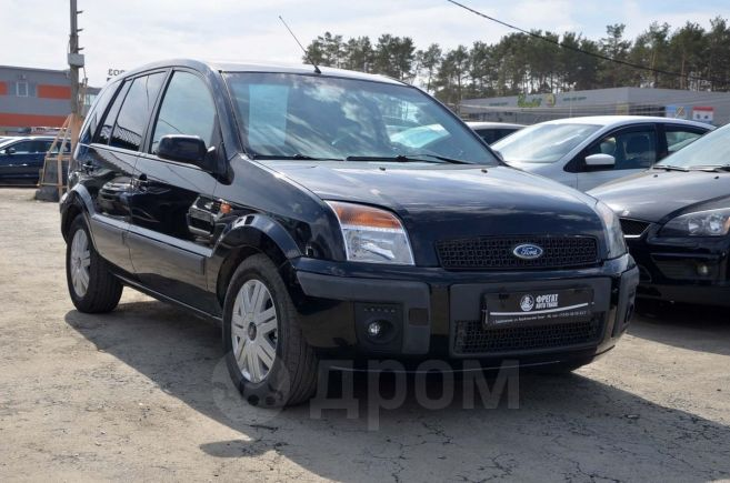 Ford Fusion, 2009 год, 347 000 руб.