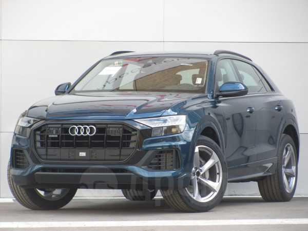 Audi Q8, 2019 год, 6 343 639 руб.