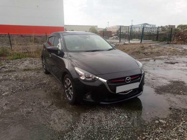 Mazda Demio, 2014 год, 590 000 руб.