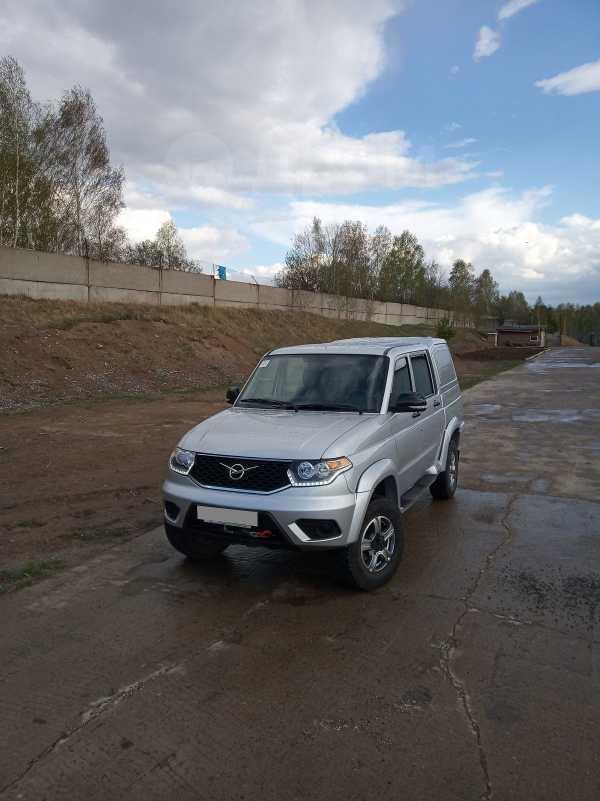 УАЗ Патриот Пикап, 2018 год, 790 000 руб.