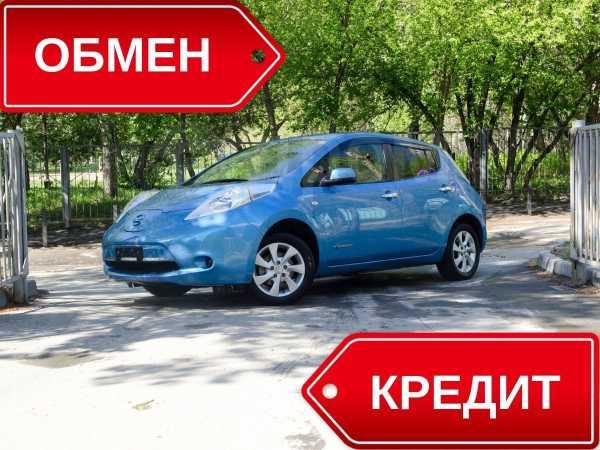 Nissan Leaf, 2013 год, 680 000 руб.
