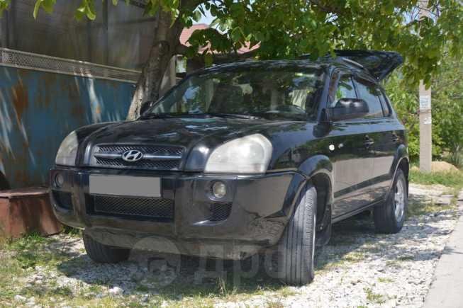 Hyundai Tucson, 2005 год, 480 000 руб.