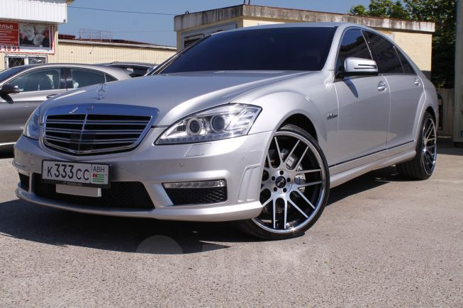 Mercedes-Benz S-Class, 2007 год, 1 375 000 руб.