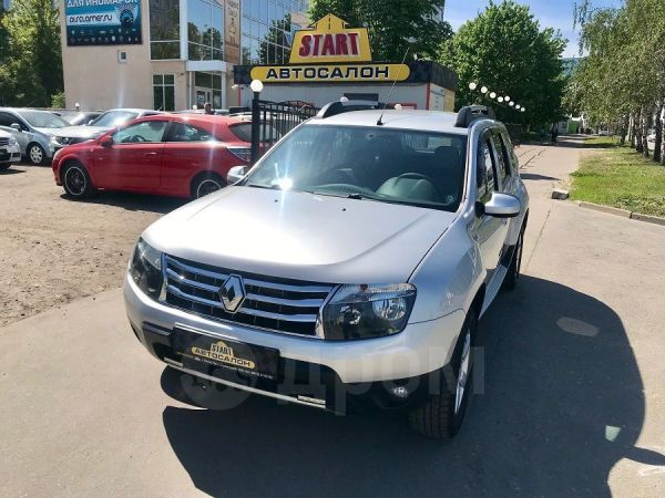 Renault Duster, 2013 год, 560 000 руб.