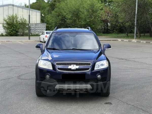 Chevrolet Captiva, 2007 год, 420 000 руб.