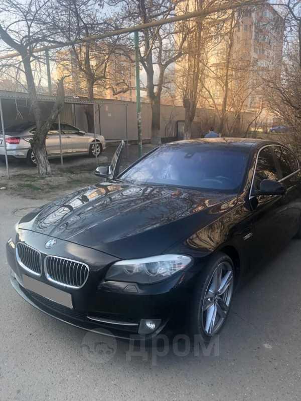 BMW 5-Series, 2012 год, 1 300 000 руб.
