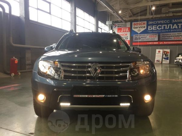 Renault Duster, 2012 год, 589 000 руб.
