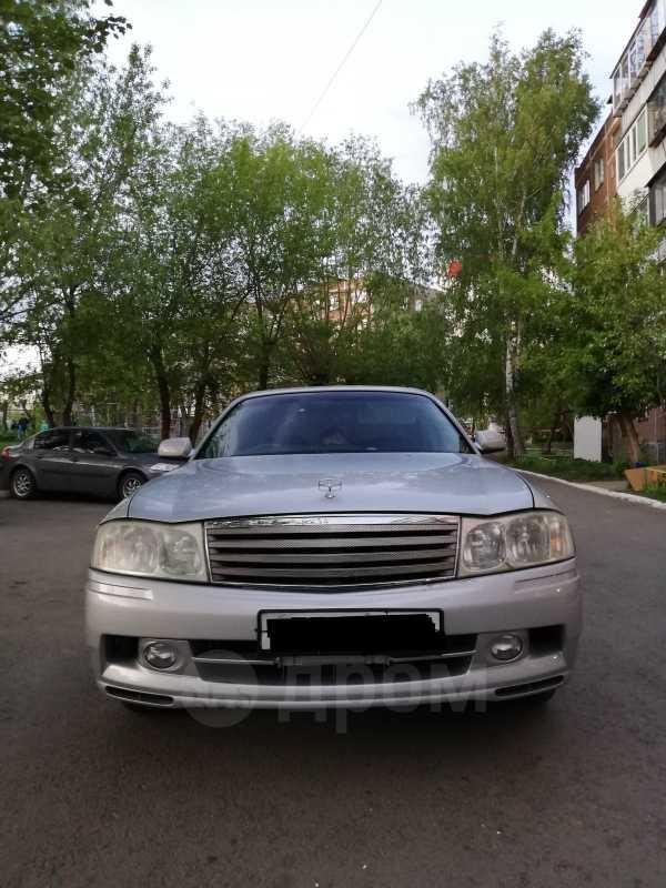 Nissan Gloria, 2001 год, 295 000 руб.