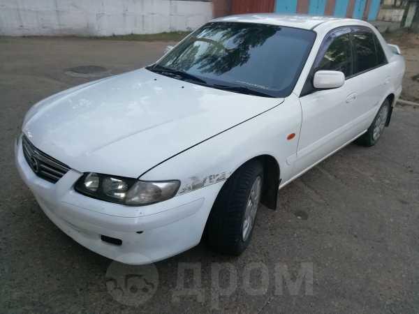 Mazda Capella, 2001 год, 219 999 руб.