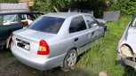 Hyundai Accent, 2007 год, 110 000 руб.