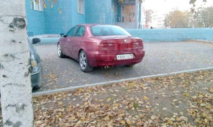 Alfa Romeo 156, 2002 год, 150 000 руб.