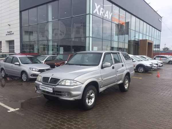 SsangYong Musso, 2006 год, 310 000 руб.
