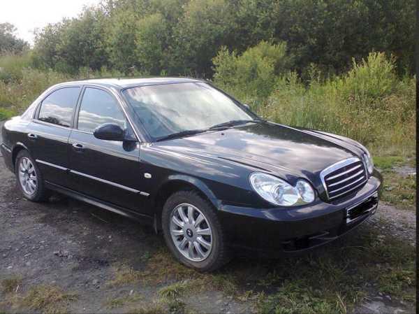 Hyundai Sonata, 2006 год, 273 000 руб.