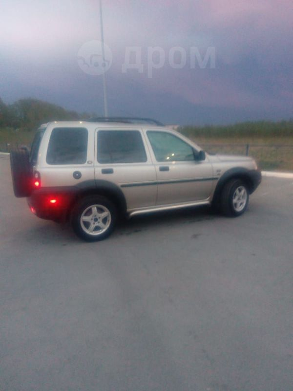 Land Rover Freelander, 2003 год, 387 000 руб.