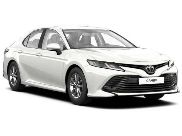 Toyota Camry, 2019 год, 1 651 000 руб.