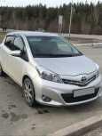 Toyota Yaris, 2012 год, 669 000 руб.