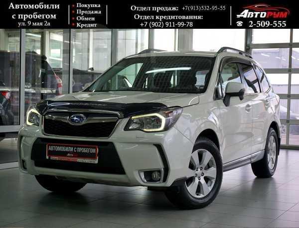 Subaru Forester, 2013 год, 1 127 000 руб.
