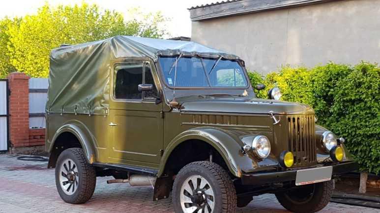 ГАЗ 69, 1950 год, 1 200 000 руб.