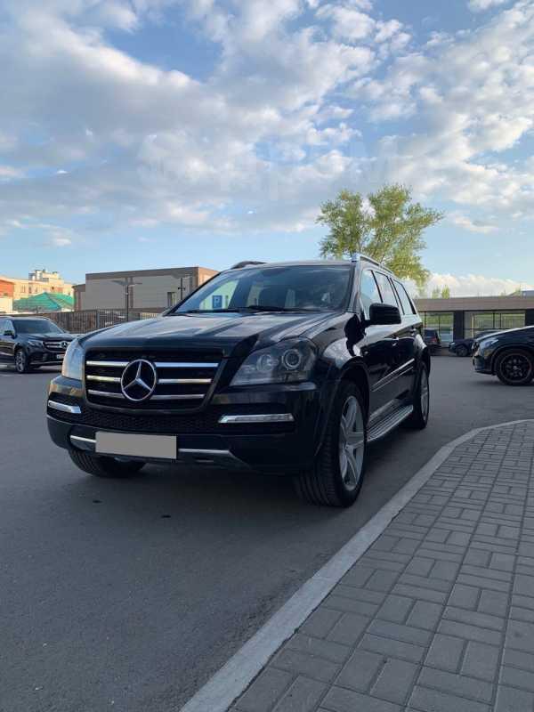 Mercedes-Benz GL-Class, 2012 год, 1 360 000 руб.