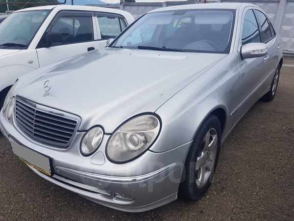 Mercedes-Benz E-Class, 2004 год, 444 000 руб.