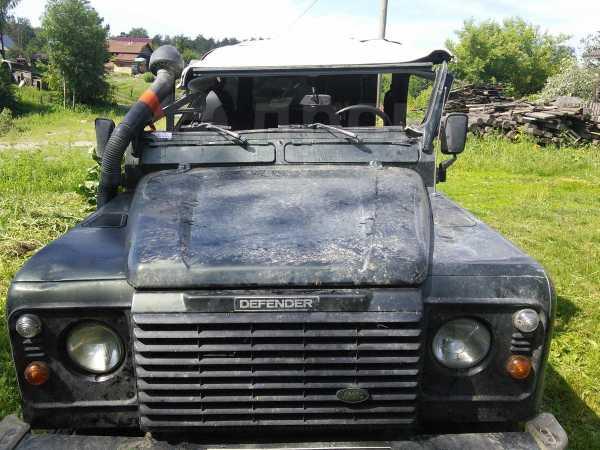 Land Rover Defender, 2006 год, 220 000 руб.