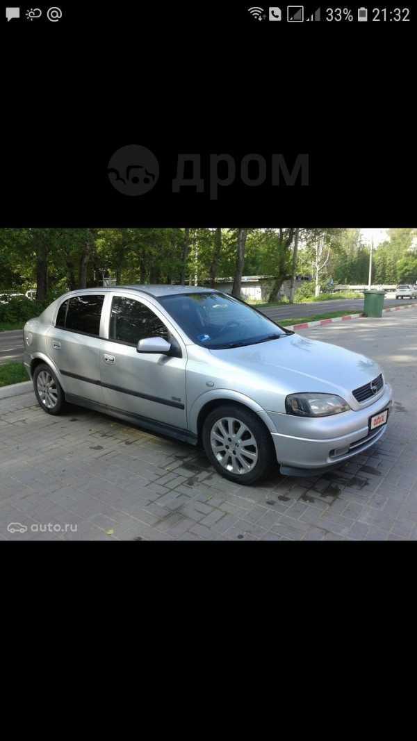 Opel Astra, 2003 год, 195 000 руб.