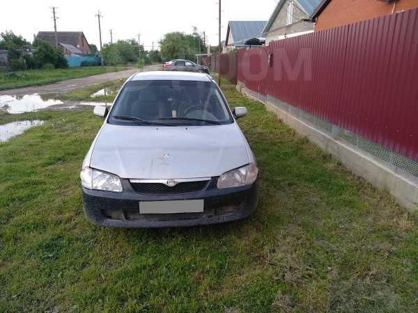 Mazda 323, 1999 год, 85 000 руб.