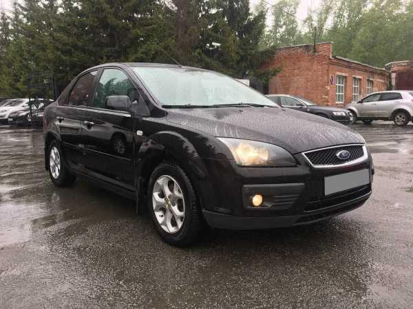 Ford Focus, 2007 год, 349 000 руб.