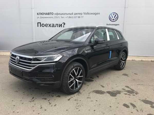 Volkswagen Touareg, 2019 год, 4 620 000 руб.