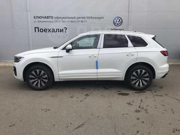 Volkswagen Touareg, 2019 год, 5 372 000 руб.