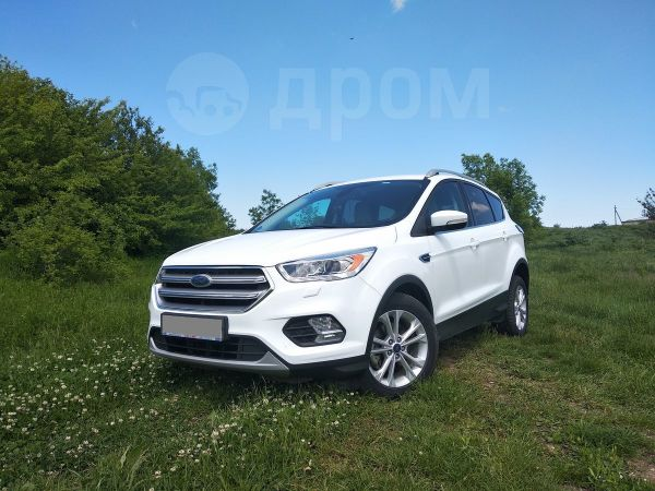 Ford Kuga, 2017 год, 1 260 000 руб.