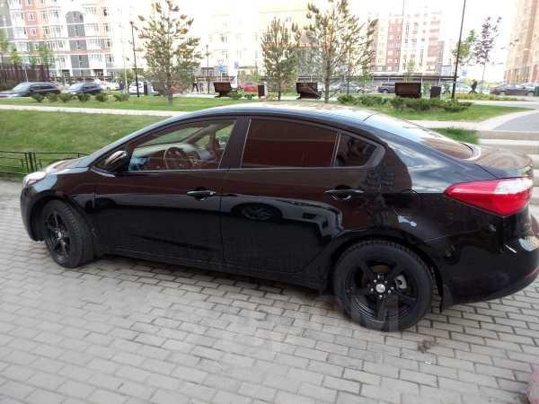 Kia Cerato, 2016 год, 850 000 руб.