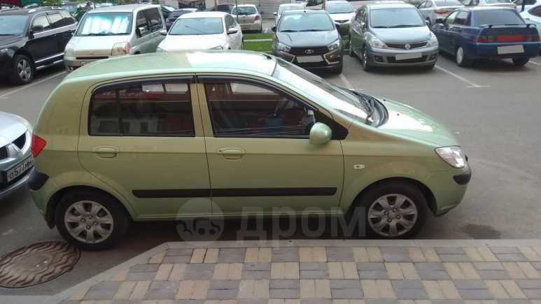 Hyundai Getz, 2007 год, 295 000 руб.