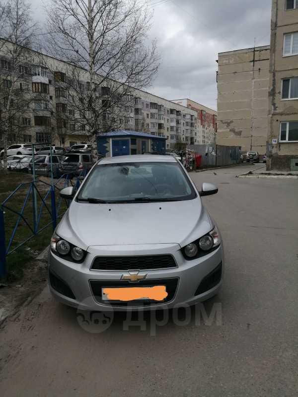 Chevrolet Aveo, 2012 год, 368 000 руб.