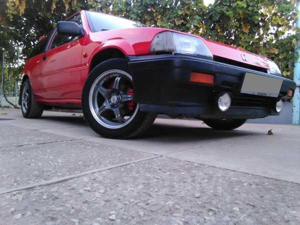 Honda Civic, 1987 год, 150 000 руб.