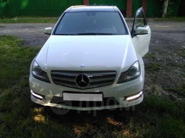 Mercedes-Benz C-Class, 2012 год, 670 000 руб.