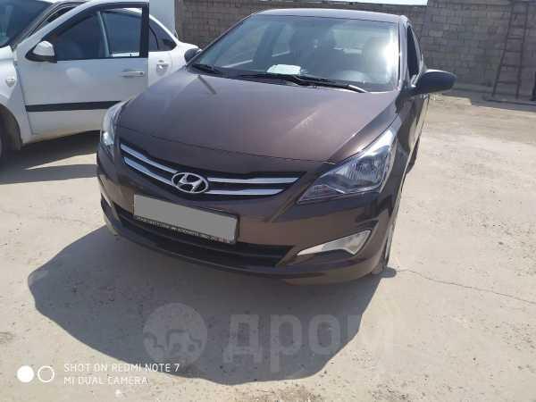Hyundai Solaris, 2017 год, 615 000 руб.