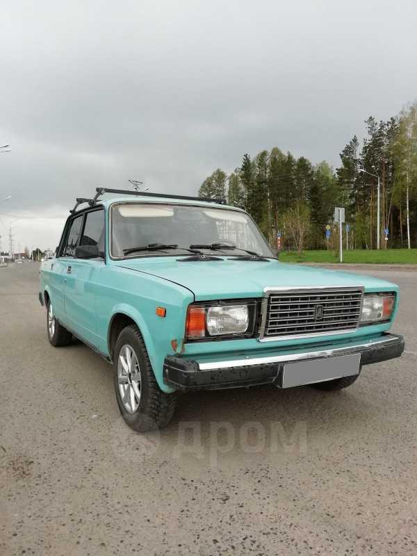 Лада 2107, 2001 год, 50 000 руб.