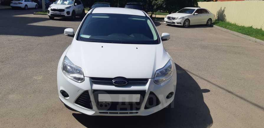Ford Focus, 2015 год, 695 000 руб.