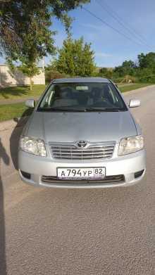 Симферополь Corolla 2006